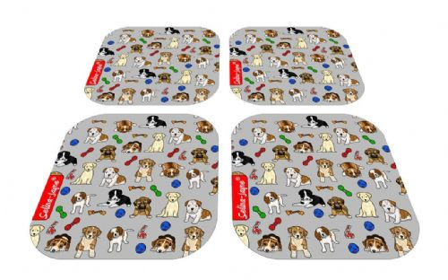 Selina-Jayne Puppies Limited Edition Designer Coaster Gift Set